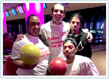Annual Bowling For Briefs