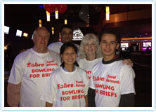 8th Annual Bowling for Briefs for Covenant House