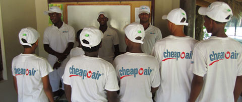 CheapOair Branded Shirts