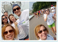 Easter Seals Disability Walk