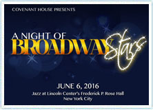 Night of Broadway Stars