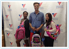 Volunteers of America - Operation Backpack