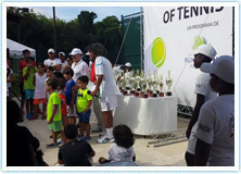 Punta Cana Foundation - Boleritos Tennis Tournament