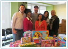 Fareportal Gives Back to the Young Mother & Child Program at Covenant House NY
